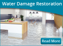 Water and Flood Damage Restoration Service